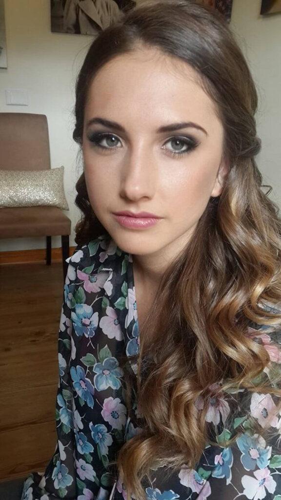 Makijaż próbny dla Pani Młodej w wersji naturalnej