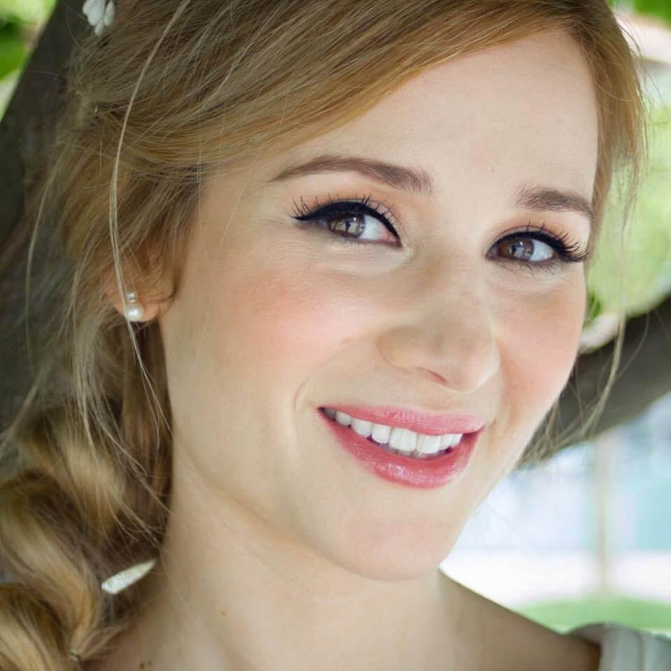 makijaż naturalny przy okazji sesji fotograficznej z dojazdem do klienta
