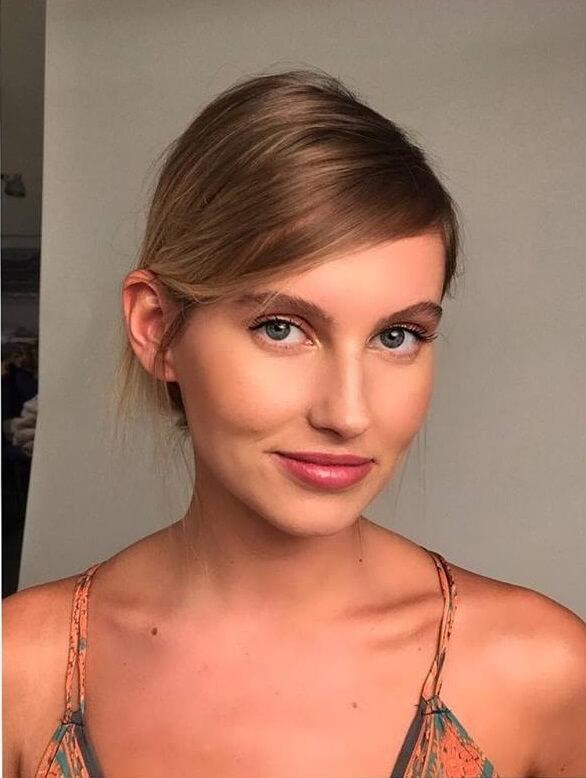 makeup w wersji naturalnej wykonany z dojazdem do klienta na terenie Wrocławia
